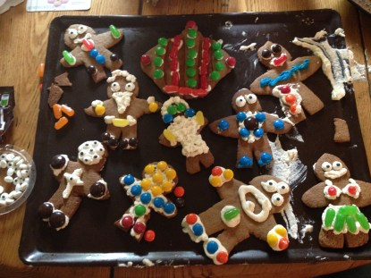 Our monstrous creations