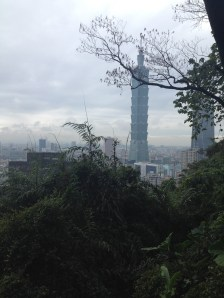 Guess which one is Taipei 101