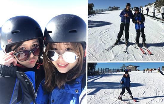 【雪山滑雪一日游】AUD 230全包 — 租滑雪用具 + 滑雪服 + 上滑雪课,1小时就学会滑雪了!