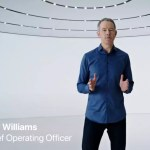 Jeff Williams ジェフ・ウィリアムズ COO