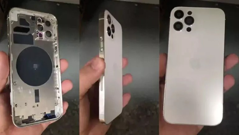 iPhone12Pro-Chassis