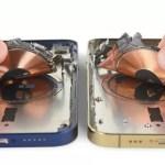 iPhone 12 MagSafe ワイヤレス充電コイル