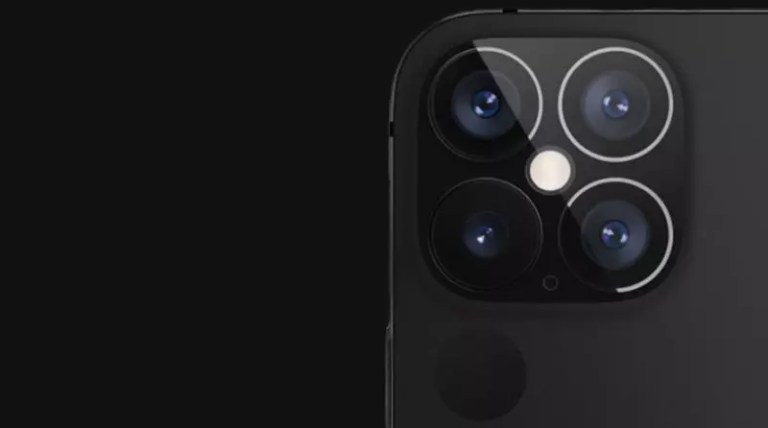 iPhone 13 concept 4 Lens