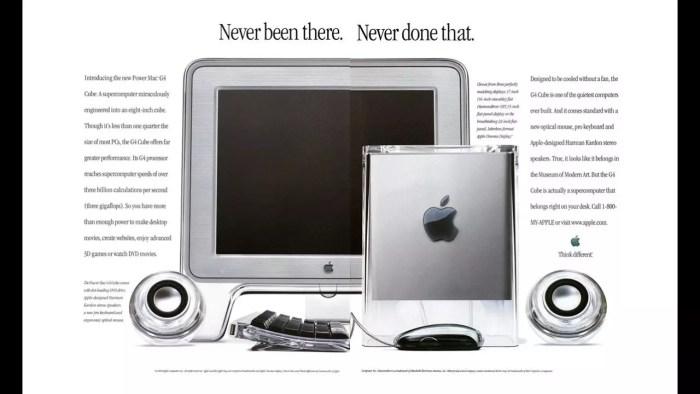 PowerMac G4 Cube - 2021 Mac Pro