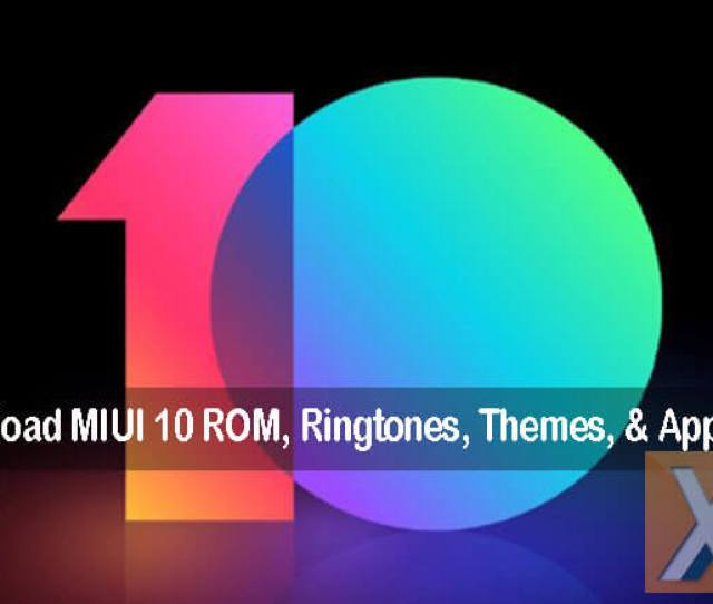 Miui  Global Stable Rom Ringtones Wallpapers Apps Apk Download