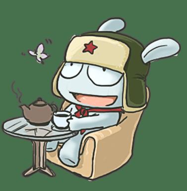 Xiaomi кролик радость и удовлетворение