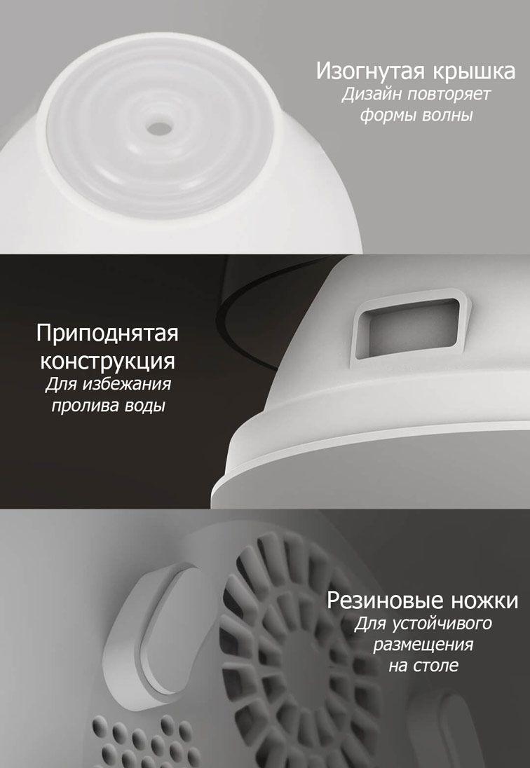 Viomi ароматизатор характеристики