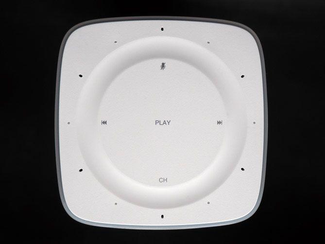 Верхняя панель умной колонки Xiaomi ai speaker