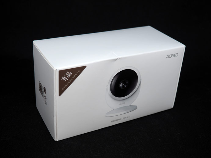 Коробка камеры Aqara Gateway