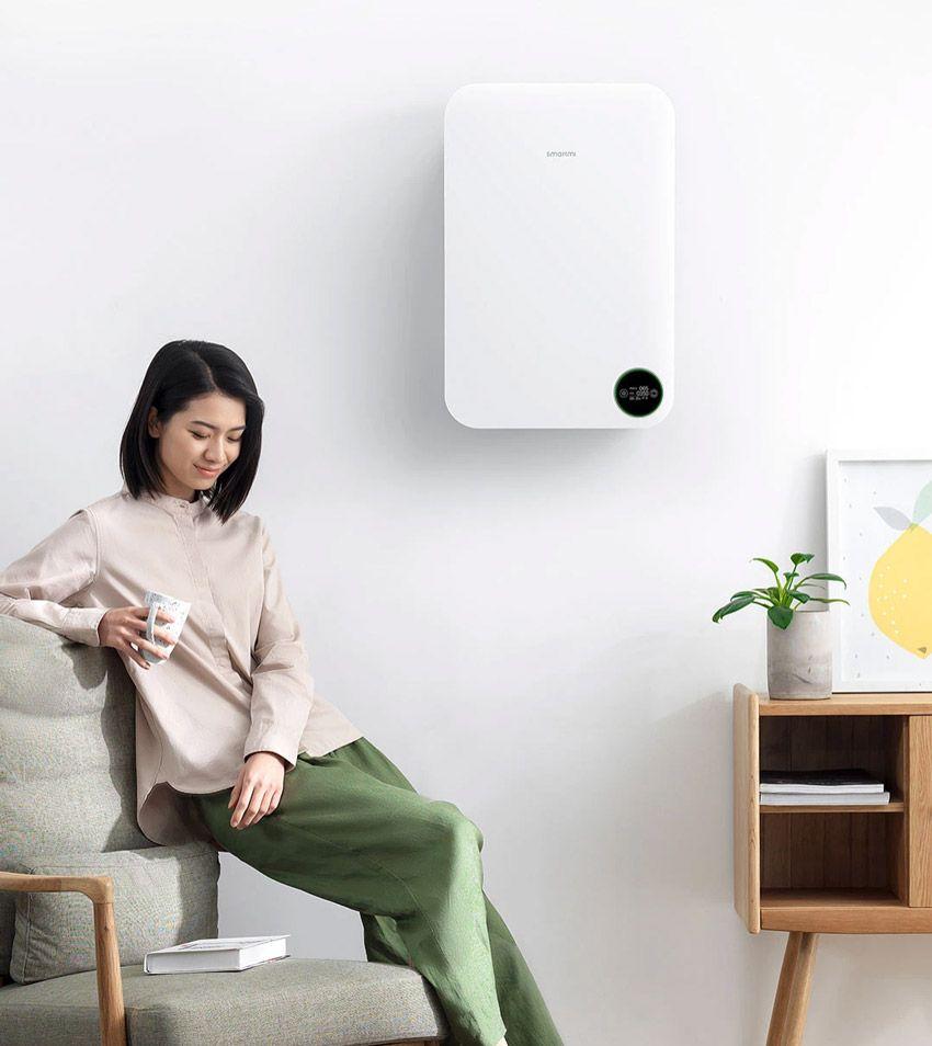 Приточная система очистки воздуха Xiaomi SmartMi