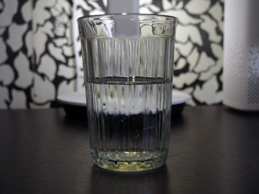 Сколько воды в барабане мойки воздуха