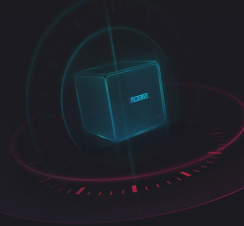 Гироскоп и акселерометр в кубике Xiaomi Aqara
