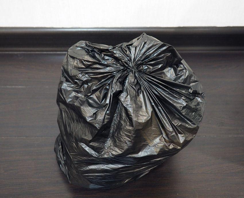 Запечатанный мусорный пакет ведра Townew