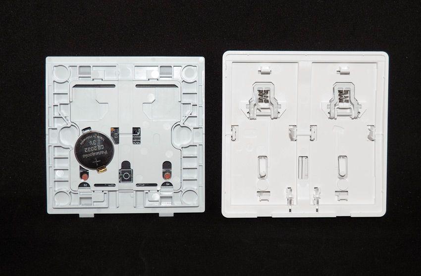 Заменяем батарейку в выключателе Xiaomi Aqara