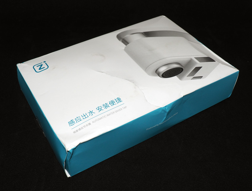 Коробка сенсорной насадки на кран от Xiaomi