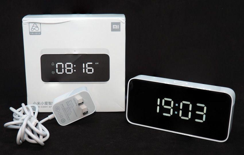 Комплект поставки будильника Xiaomi