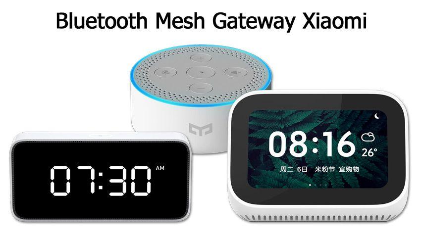 Шлюзы Bluetooth Mesh