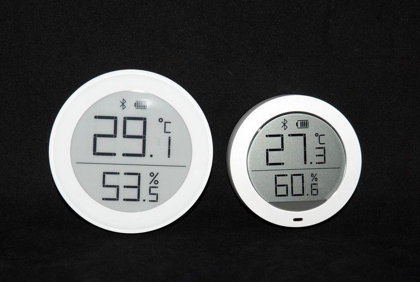 Сравнение датчиков температуры Xiaomi
