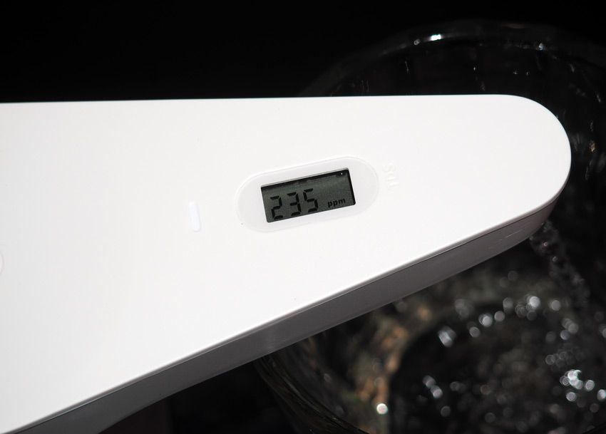 Измерение TDS помпой Xiaomi