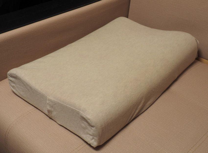 Фото латексной подушки Xiaomi