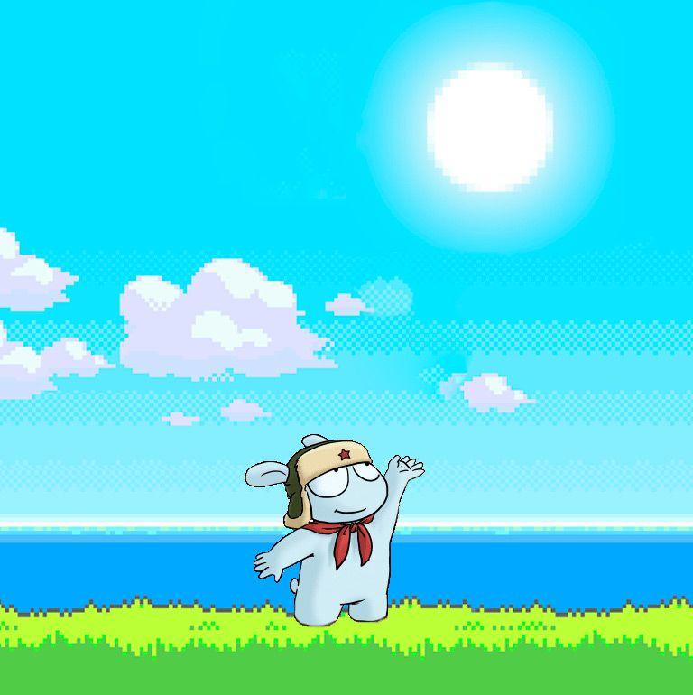 Заяц Xiaomi управляет светом