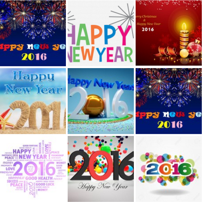 android new year wallpapers
