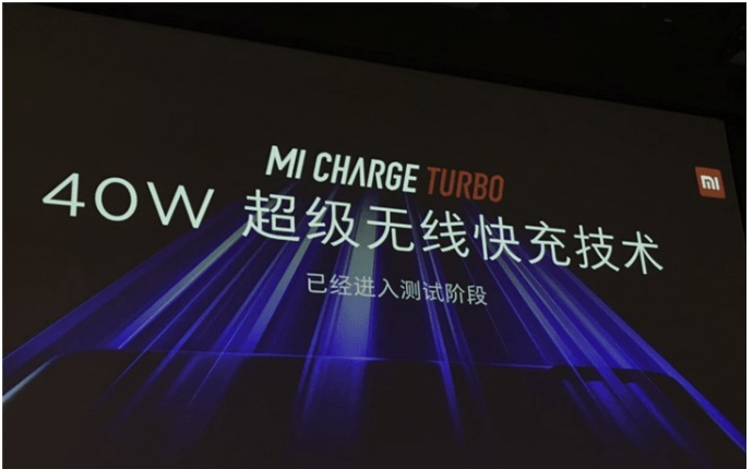Xiaomi 30W Super Wireless Fast Charger