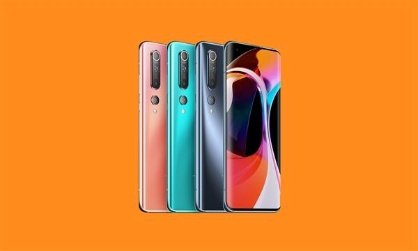 Snapdragon 865 Xiaomi Mi 10