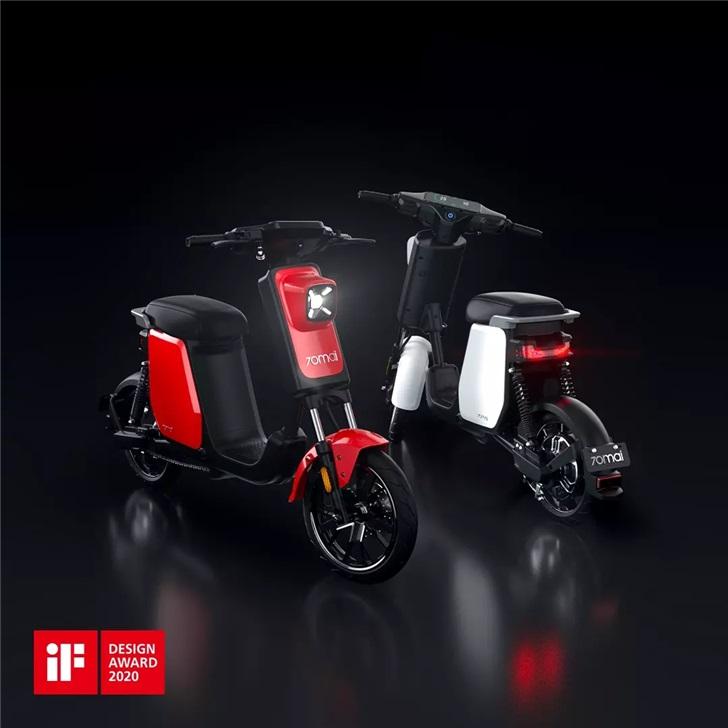 70 Mai smart electric car