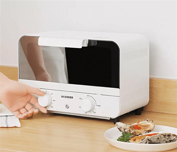 OCooker mini electric oven