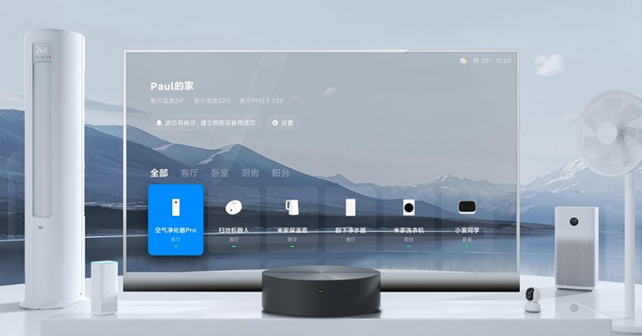 The Principles and Technology Behind Xiaomi Mi Transparent TV