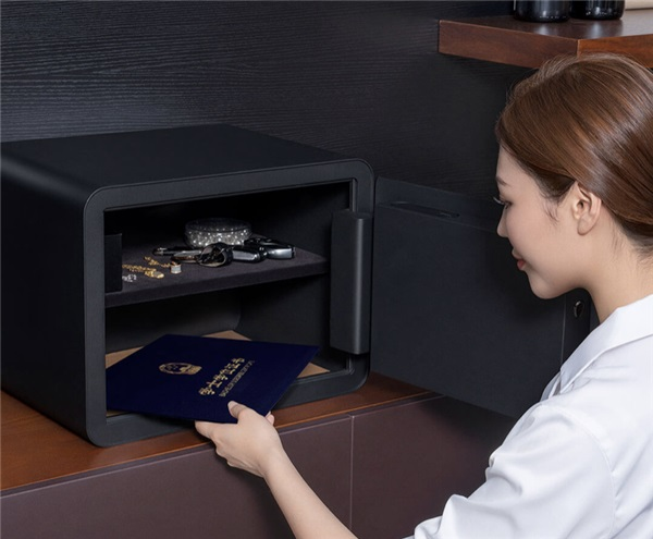 Xiaomi Mijia smart safe deposit box
