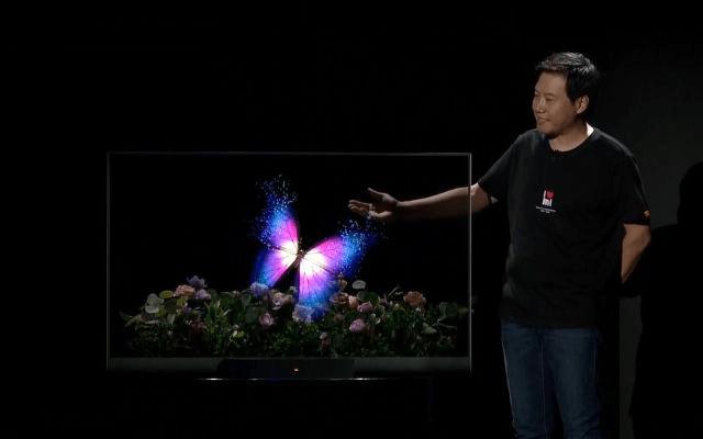 Xiaomi's Transparent OLED Display
