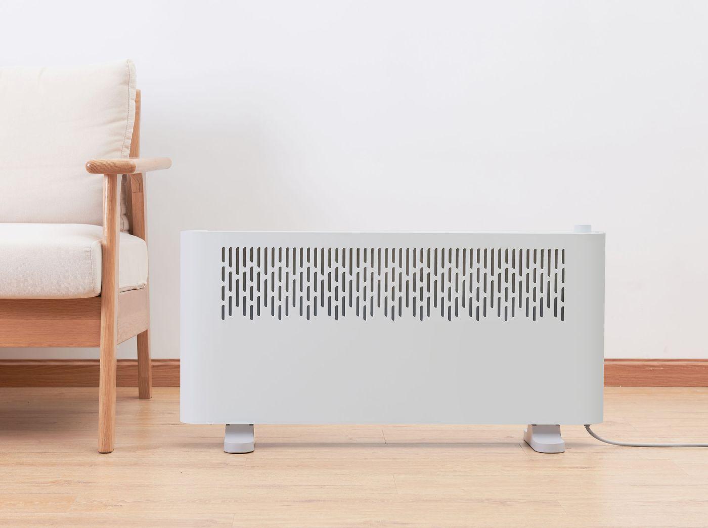 Xiaomi youpin electric heater
