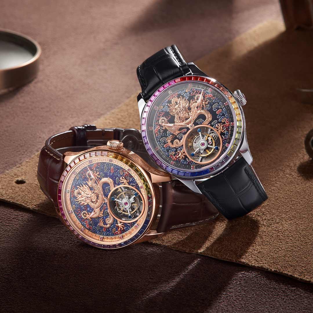 Xiaomi mechanical watch Forbidden City