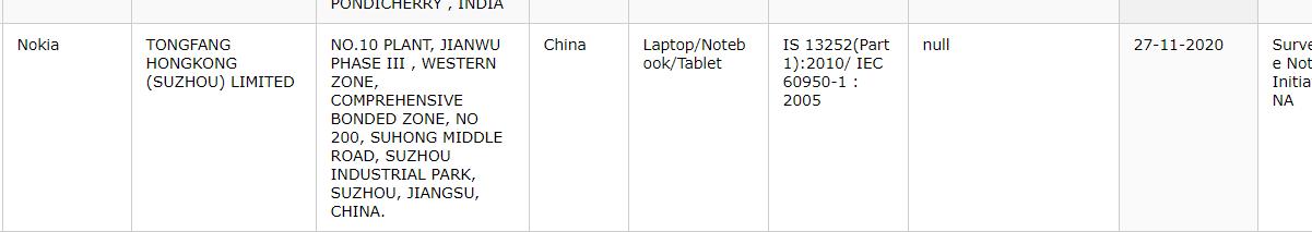 nokia laptops