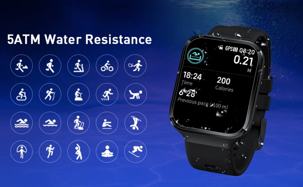 70mai Saphir Smartwatch