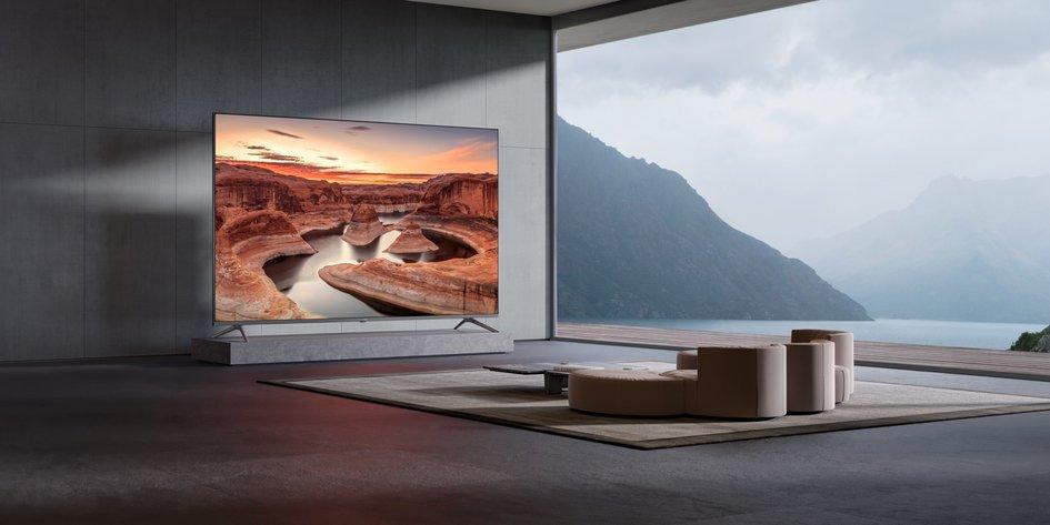 """Redmi MAX 86"""" smart TV"""