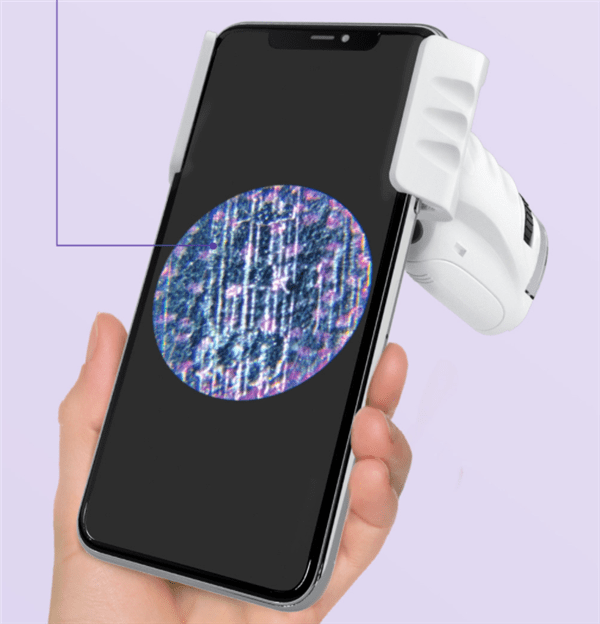 Portable 3-in-1 Scientific Microscope