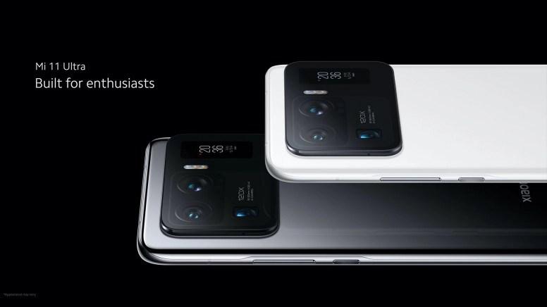 Xiaomi MI 11 Ultra MIUI 12