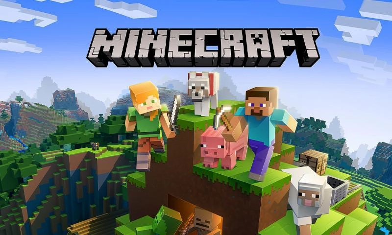 minecraft mobile game on Xiaomi
