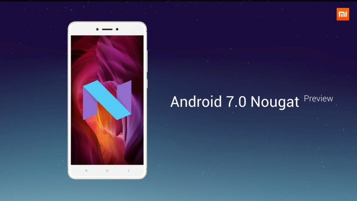 Download: Android N-based MIUI 8 Global Beta ROM 7.1.19 for Redmi Note 4