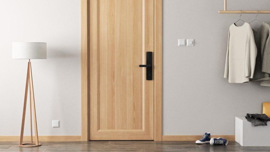 Buy The Xiaomi Mijia Smart Door Lock with fingerprint sensor and NFC For 5.99(Coupon)