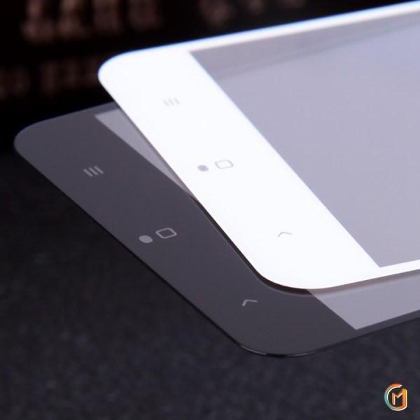 Защитное стекло для Xiaomi Redmi 4X на полный экран арт