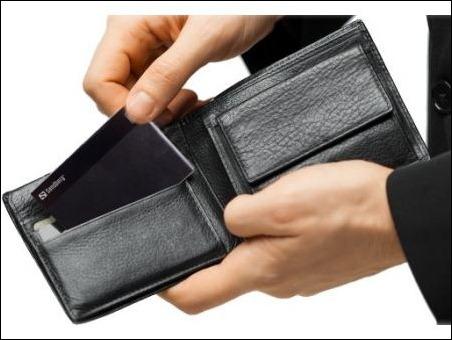 Sandberg, la bateria tarjeta de credito