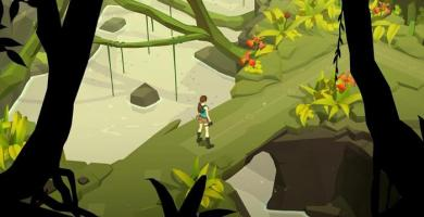 Lara Croft Android