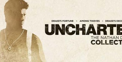 review Uncharted Nathan Drake Collection