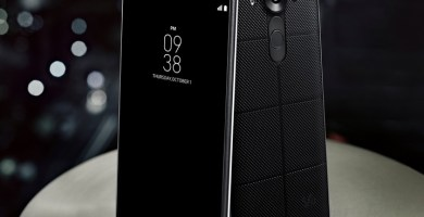 LG V10 doble pantalla