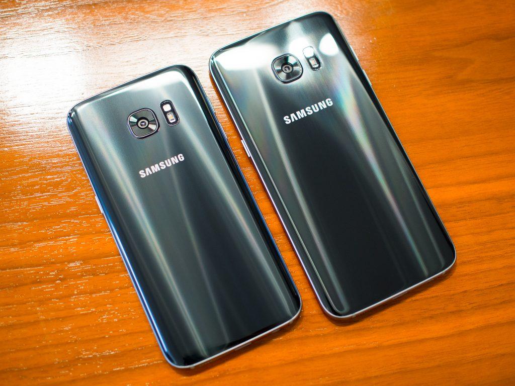 Samsung S7 y S7 edge
