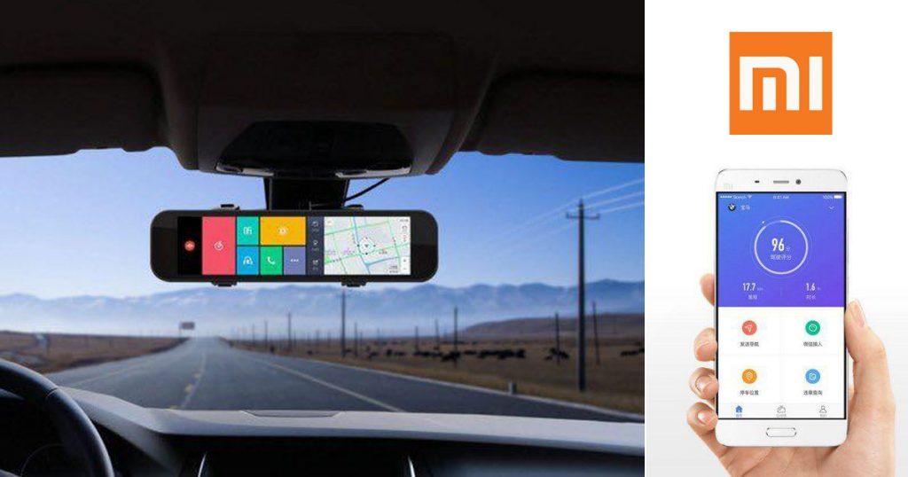 Xiaomi-retrovisor-camara